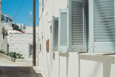 Streets of Patmos