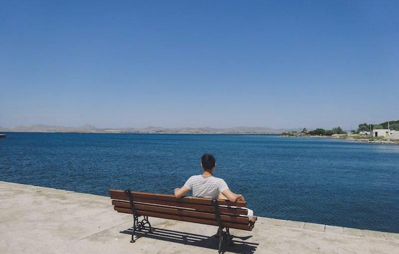 Peaceful and charming island of Myrina- Limnos,Greece