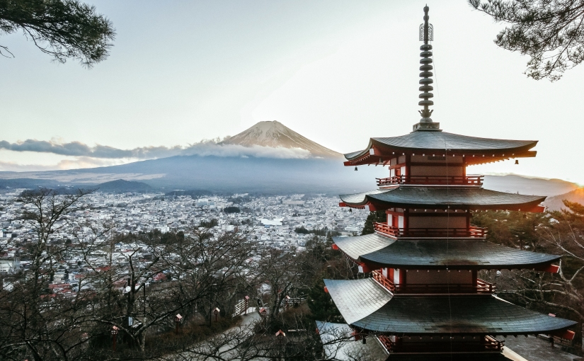 Awesome Side Trips from Tokyo!