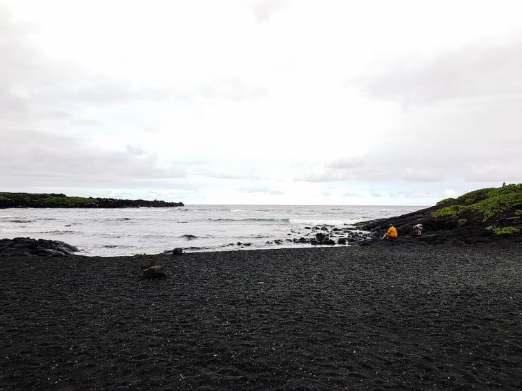 Black Sand Beach-1