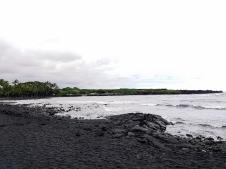 Black Sand Beach-2