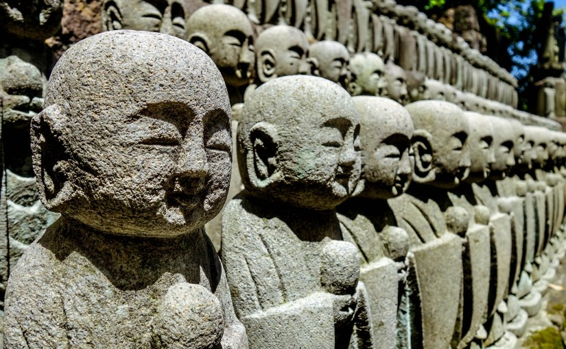 Day trip from Tokyo to Kamakura,Japan.