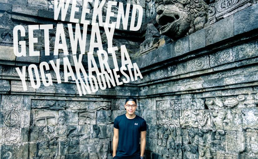 Yogyakarta Itinerary for a WeekendGetaway.